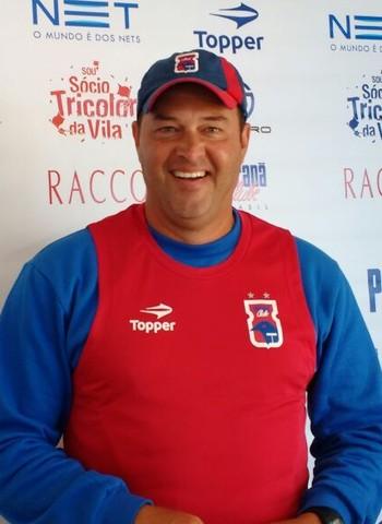 Roberto Fernandes Paraná (Foto: Divulgação/ Paraná Clube)