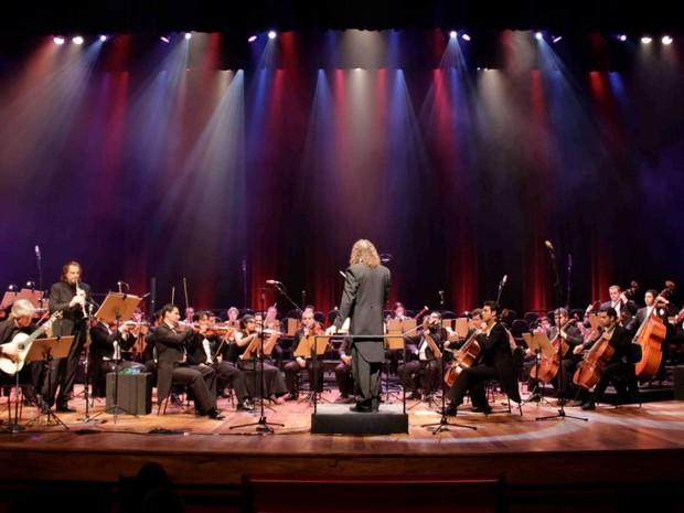 Orquestra Filarmônica de São Carlos promove 1º Festival Internacional de Música (Foto: Divulgação/Site OFSC)