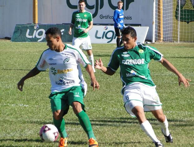 Cuiabá e Luverdense voltam a se enfrentar, nesta tarde (Foto: Luis Felipe Nischor/Divulgação)