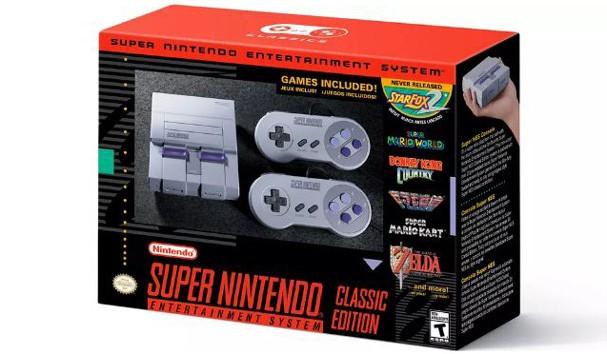 Novo Nintendo (Foto: Divulgação)