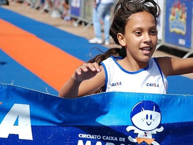 Circuito Caixa de Maratoninha será a partir das 9h deste domingo (19). (Foto: Divulgação CEF)