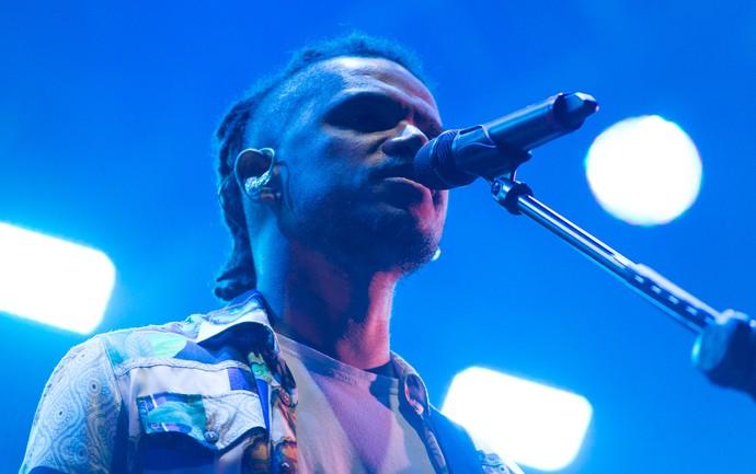 Natiruts fez homenagem ao Cidade Negra no palco do João Rock 2016 (Foto: Érico Andrade/Gshow)