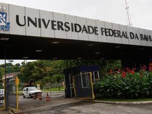 Campus da UFBA (Foto: Divulgação)