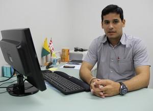 Engenheiro Átila Pinheiro Arena da Floresta (Foto: João Paulo Maia)