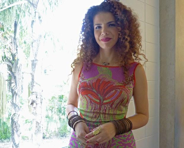 Vanessa da Mata: 'Existe ainda um preconceito sobre esse tema' (Foto: Gshow/Encontro com Fátima)