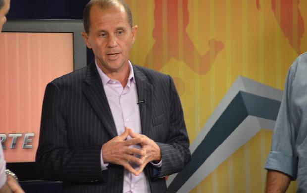 Marcelo Mingone, presidente do Guarani (Foto: Heitor Esmeriz / Globoesporte.com)