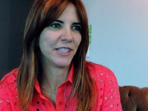 Gilka da Mata afirma que, se a Semarh não responder Recomendação, irá ajuizar ação contra o Estado (Foto: Ricardo Araújo/G1)