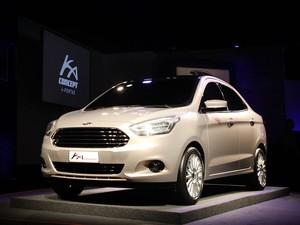 Auto Esporte - Ford vai ofertar controle de estabilidade no Novo Ka ada8dd5049