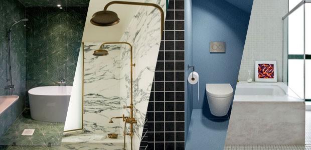 Banheiros contemporâneos com cara de spa (Foto: Casa Vogue)