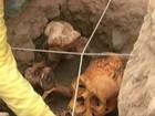 Quatro tumbas pré-colombianas são descobertas em Lima