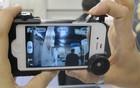 Cinco 'turbinam' celulares e tablets (Daniela Braun/G1)