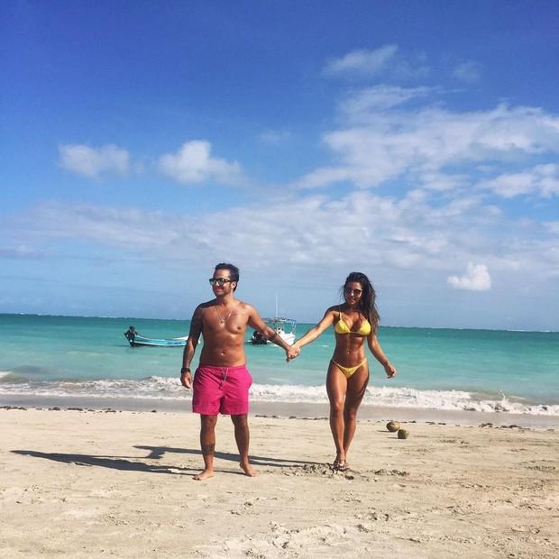 Thammy e Andressa Ferreira (Foto: Instagram / Reprodução)