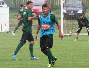 Júnior Urso e Caio Vinicius no treino do Coritiba (Foto: Divulgação / Coritiba)