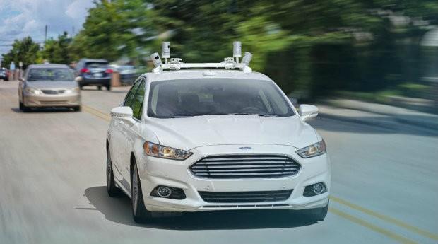 Com investimento de US$ 1 bilhão em startup, Ford está entrando no mercado de carros autônomos (Foto: Divulgação)