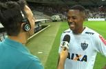 Robinho volta a atuar pelo Atlético-MG e comemora goleada no clássico