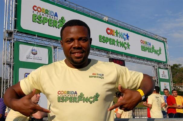Corrida Esperança une solidariedade e bem-estar  (Foto: TV Globo/ Zé Paulo Cardeal)