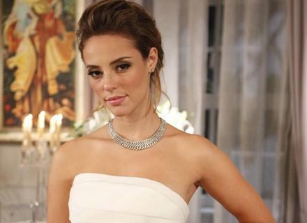 Vestido de noiva Marina Drumond segue tendências da alta costura