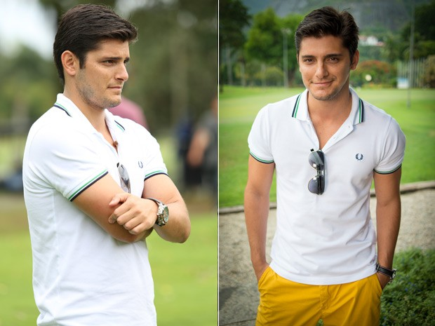 Bruno Gissoni (Foto: Carol Caminha/Gshow)