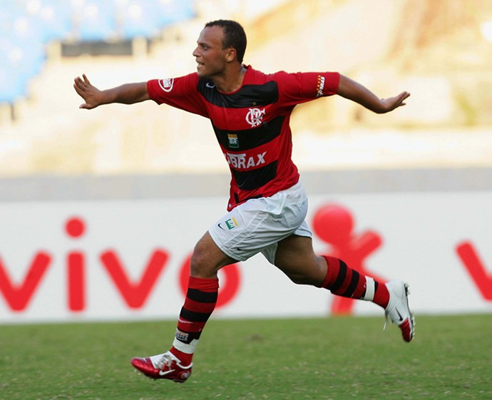 Diego Silva Flamengo (Foto: Globoesporte.com)