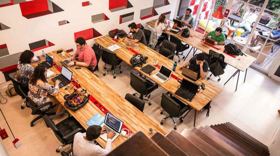 Espaço de coworking no Rio já tem o sistema implantado (Foto: Divulgação)
