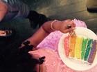 Beyoncé divulga foto do aniversário de Blue Ivy
