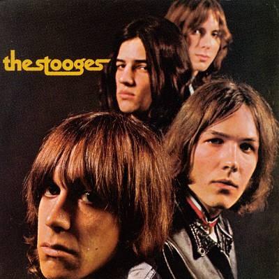 Dave Alexander, à direita, o segundo de baixo para cima, e o The Stooges (Foto: Divulgação)