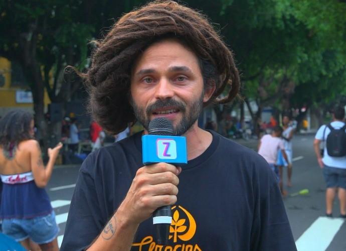 Vitor Sagaz pratica o esporte há 28 anos (Foto: Zappeando)