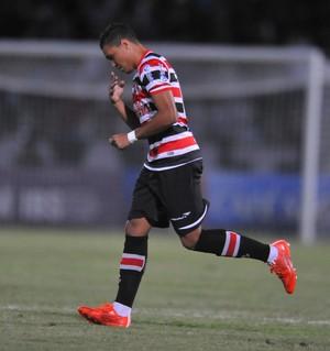 Nathan Santa Cruz (Foto: Aldo Carneiro/Pernambuco Press)