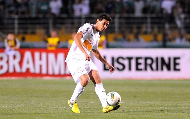 Ganso Santos clássico (Foto: Marcos Ribolli/Globoesporte.com)