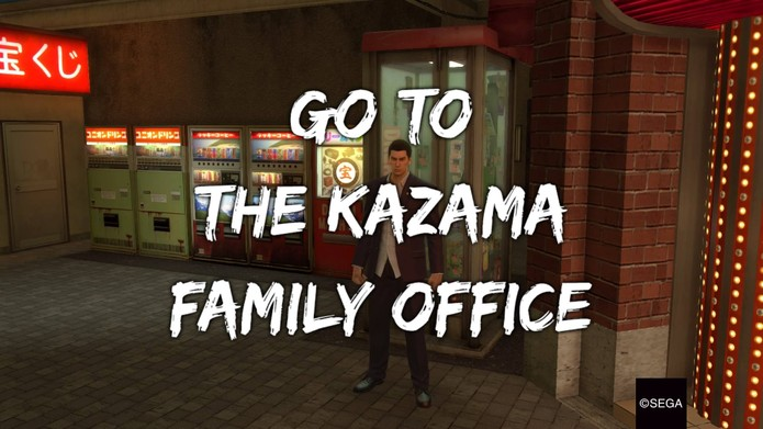 Yakuza 0 (Foto: Reprodução/Felipe Vinha)