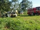 Jovem morre e outros dois ficam feridos em acidente na GO-222