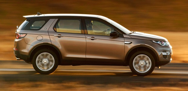 Land Rover Discovery Sport (Foto: Land Rover)