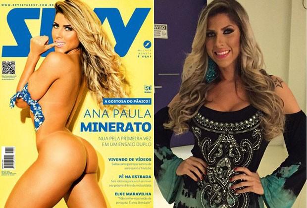 ana paula minerato (Foto: Reprodução)