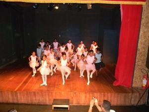 Grupo de dança faz apresentação no Amapá (Foto: Divulgação/Grupo Marco Zero)