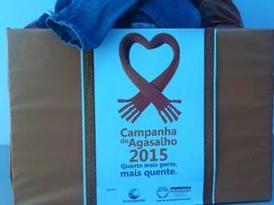 DIV Campanha do Agasalho Divinópolis (Foto: Thulio Oliveira)