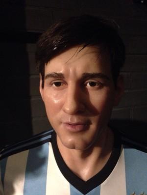 Messi, museu de cera Gramado