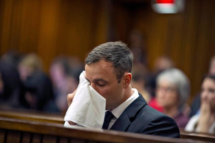 pistorius julgamento (Foto: Reuters)