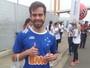 Cruzeirense faz prova da Unicamp na expectativa de título do Brasileirão