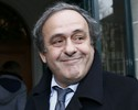 Platini chega à Fifa para apelar contra banimento de oito anos do futebol