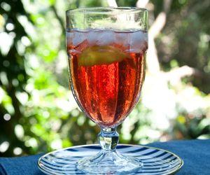 Drinque negroni: receita da Carolina Ferraz