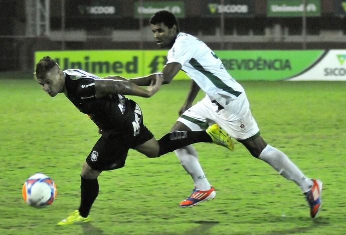 Copa Espírito Santo 2014: Rio Branco-ES x Real Noroeste (Foto: Carlos Alberto da Silva/A Gazeta)