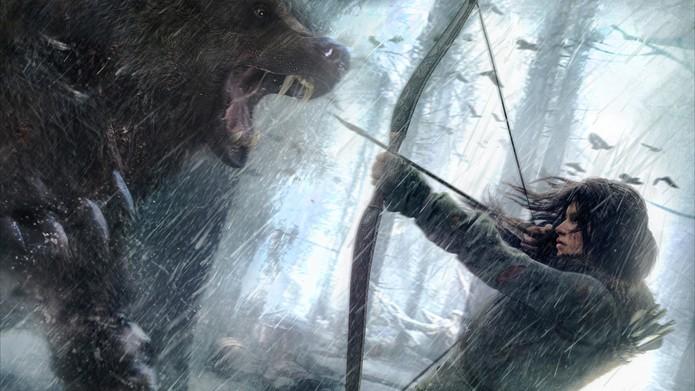 Rise of the Tomb Raider (Foto: Divulgação)