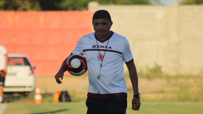 América-RN - Flávio Araújo - Técnico (Foto: Canindé Pereira/América FC)