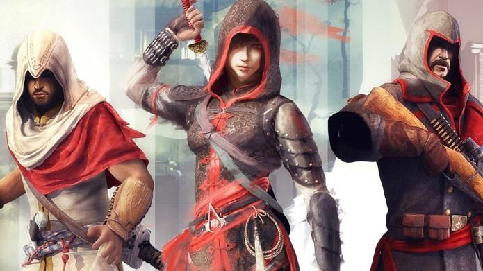 Assassins Creed Chronicles Trilogy é um dos jogos em oferta na PSN (Foto: Divulgação/Ubisoft)