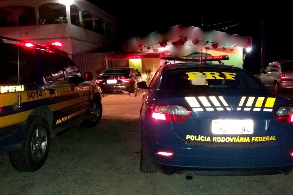 Serviço de fiscalização da PRF está comprometido com a falta de recursos (Foto: PRF/Divulgação)