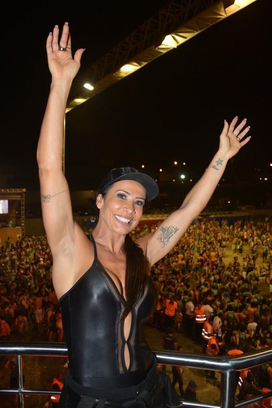 Scheila Carvalho  (Foto: Felipe Souto Maior/AgNews)