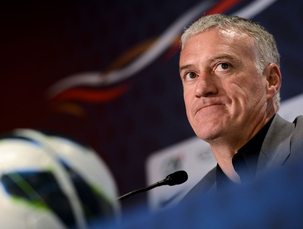 Didier Deschamps frança coletiva convocação (Foto: Agência AFP)