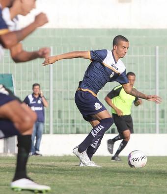 Alex, jogo-treino boavista x macaé (Foto: Tiago Ferreira / Macaé Esporte)
