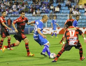 Marquinhos Avaí Oeste (Foto: Jamira Furlani / Avaí FC)