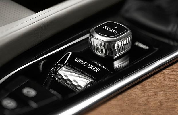 Novo Volvo XC90 (Foto: Divulgação)